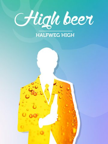Halfweg High Beer
